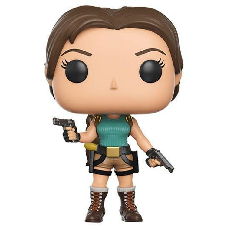 Funko Pop 11704 - Games - Tomb Raider - Lara Croft