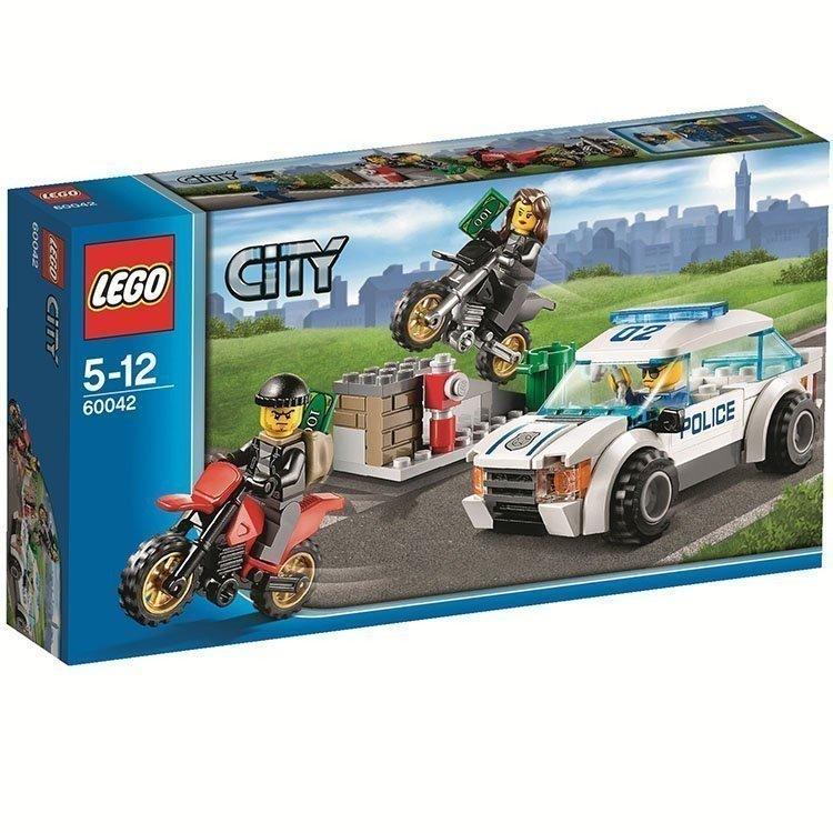 Lego - Persecución Policial a Toda Velocidad