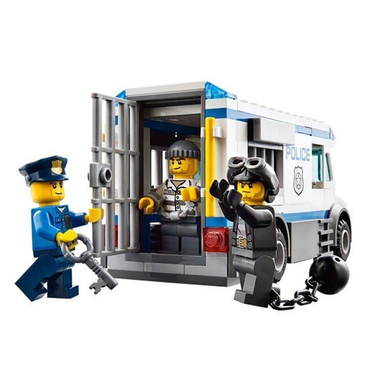 Lego - Transporte de Prisioneros