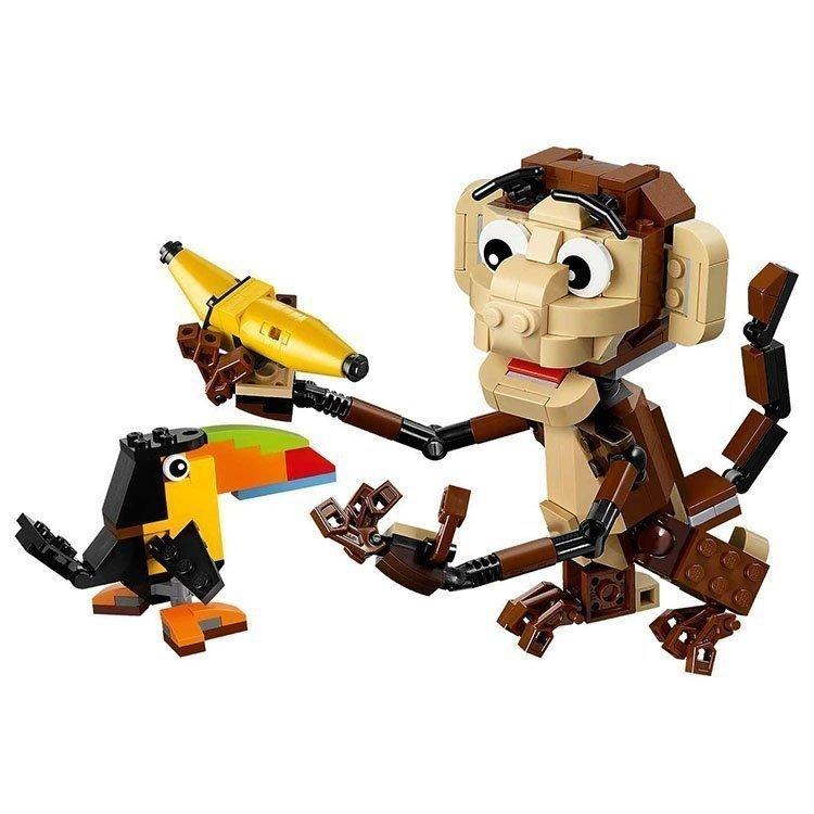 Lego - Animales de la Jungla
