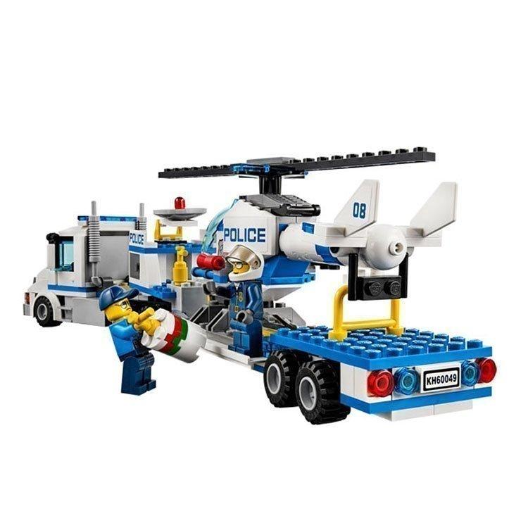 Lego - Helicóptero de Transporte