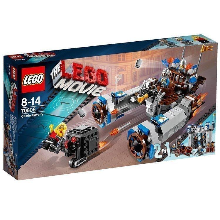Lego - La Caballería del Castillo