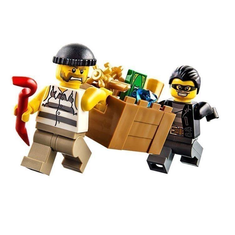 Lego - Unidad Canina de Policía