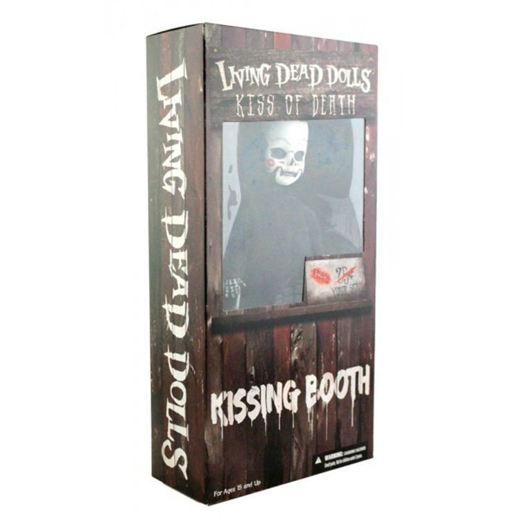 Kiss of death - Muñeco - Living Dead Dolls