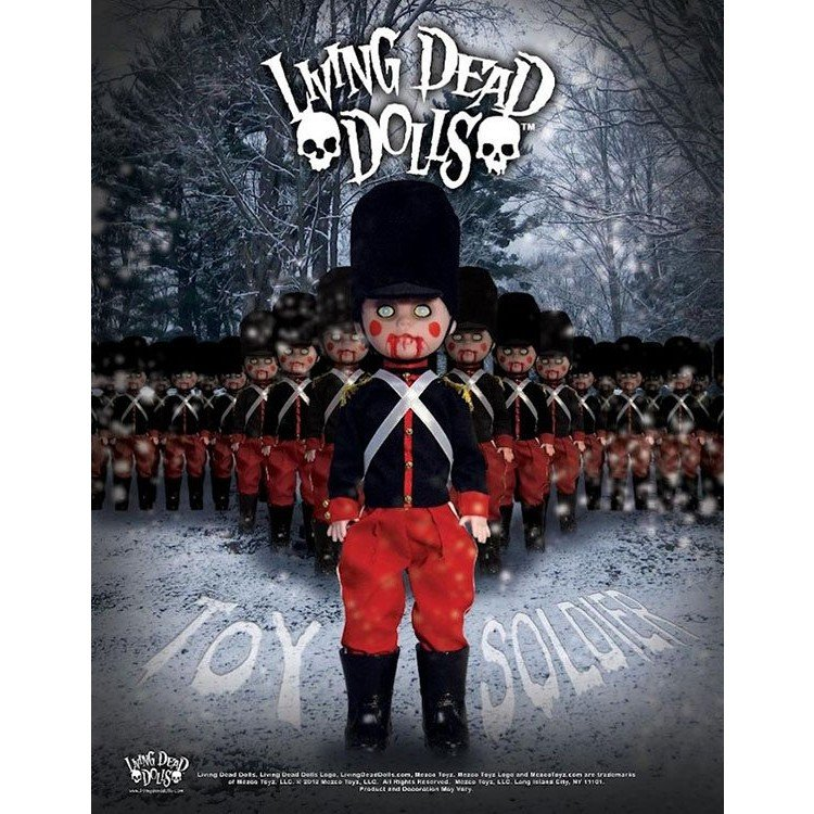 Toy Soldier - Muñeco - Living Dead Dolls