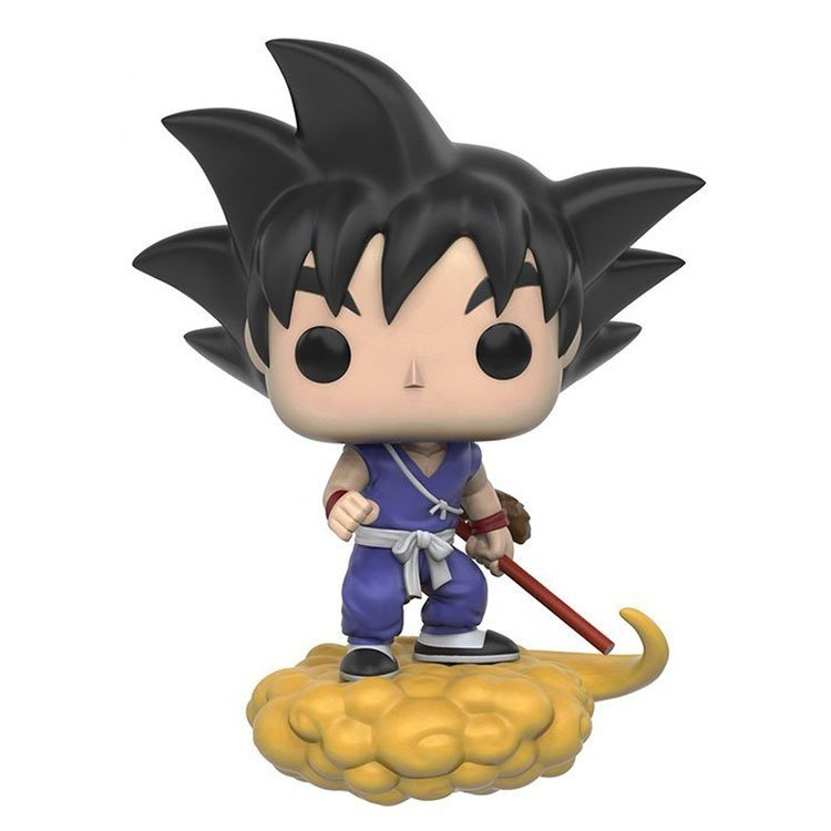 Funko Pop 7427 - Animation - Dragon Ball - Goku & Flying Nimbus