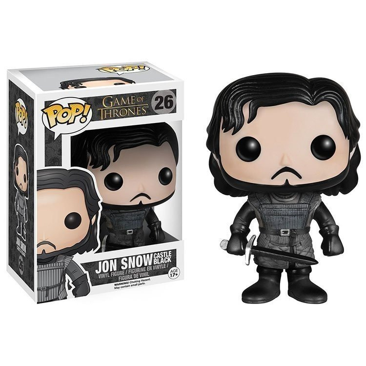 Funko Pop 4073 - TV -  Juego de tronos - Jon Snow Castle Black