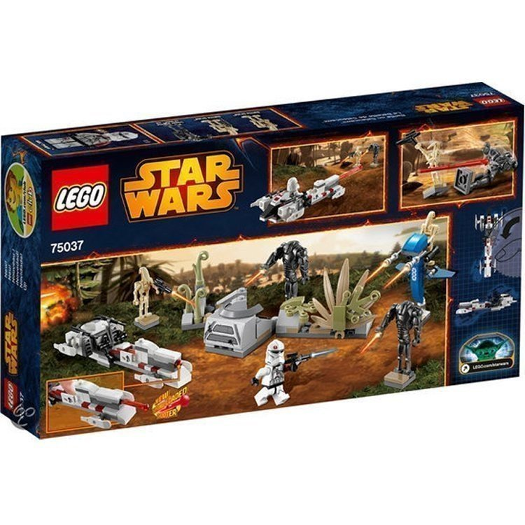 Lego -  Battle on Saleucami