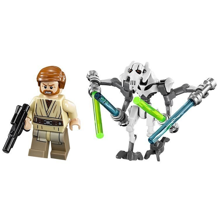 Lego -General Grievous' Wheel Bike