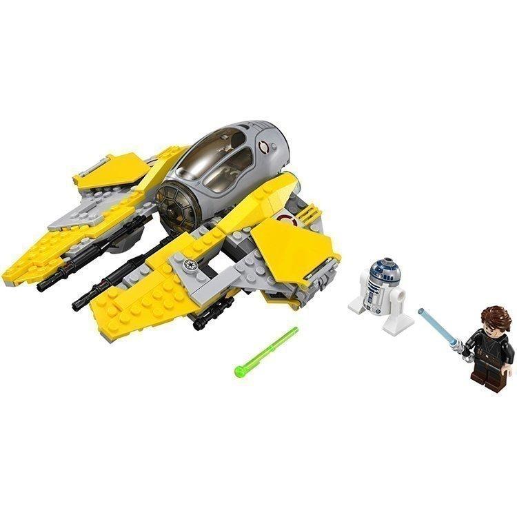 Lego - Jedi Interceptor