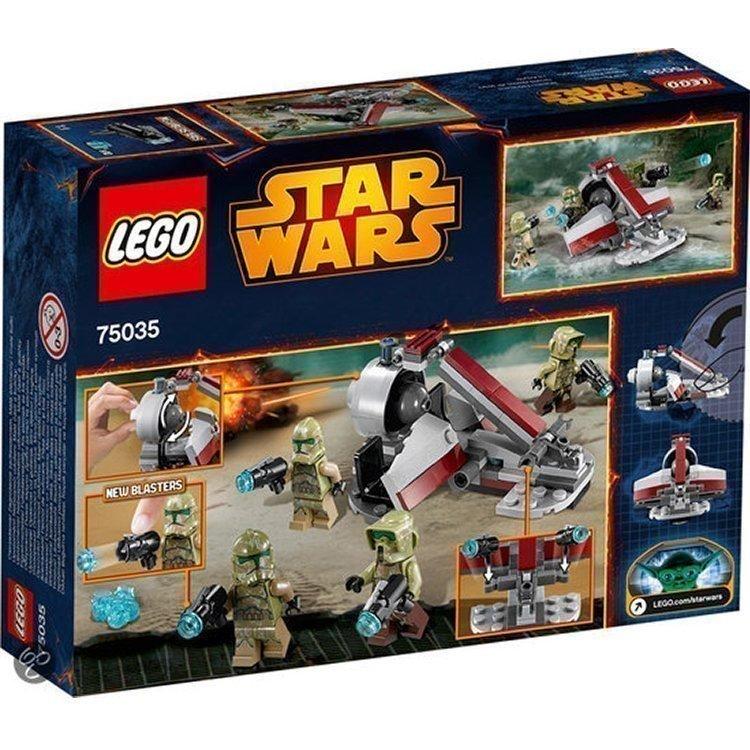 Lego - Kashyyyk Troopers