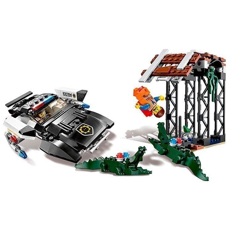 Lego - Tras el Poli Malo