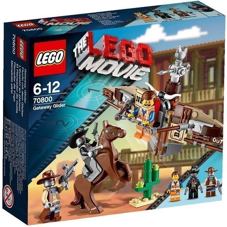 Lego - El Planeador de Huida
