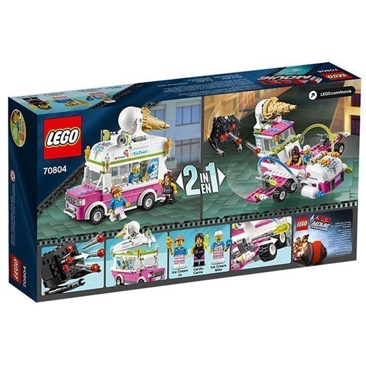 Lego -La Máquina de Helados