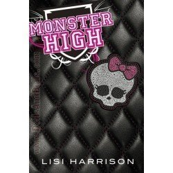 Novel book - Monster High