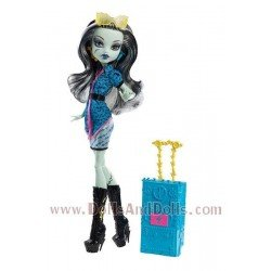Monster High doll 27 cm - Frankie Stein Scaris Deluxe