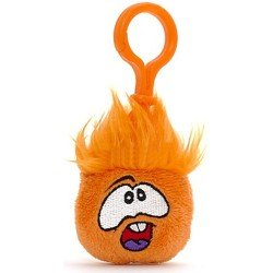 Club Penguin - Orange Puffle Clip On
