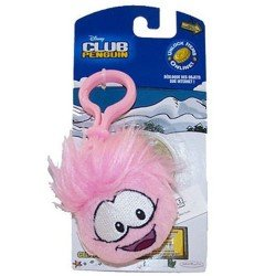 Club Penguin - Pink Puffle Clip On