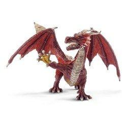Schleich - Eldrador Caballeros - Dragón Guerrero
