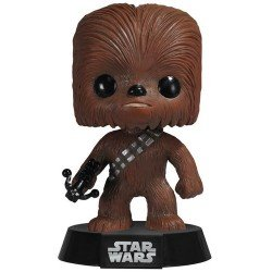 Funko Pop 2324 - Star Wars - Chewbacca - Cabeza oscilante