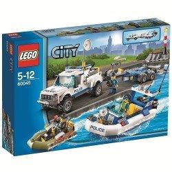 Lego - Patrulla de Policía