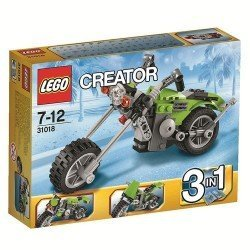 Lego - Halcón de la Carretera