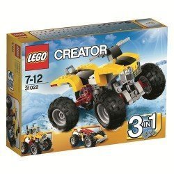 Lego - Quad Turbo