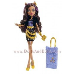 MH Scaris Deluxe - Clawdeen Wolf