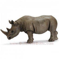 Schleich - África - Rinoceronte negro