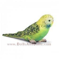 Schleich - Pequeñas mascotas - Periquito verde
