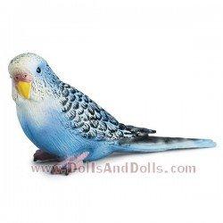 Schleich - Pequeñas mascotas - Periquito azul