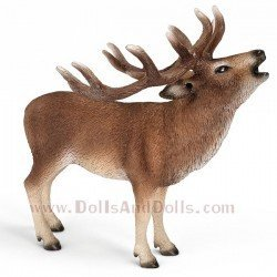 Schleich - Europa - Ciervo rojo
