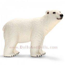 Schleich - Ártico y Antártico - Oso polar