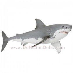 Schleich - Océano - Tiburón blanco