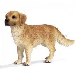 Schleich - Perros - Perro cobrador dorado