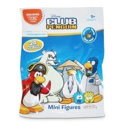 Club Penguin - Serie 1 - Sobre Mini Figuras