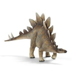 Schleich - Dinosaurios - Estegosaurio