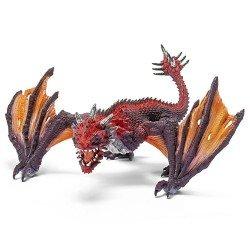 Schleich - Eldrador Caballeros - Dragón Luchador