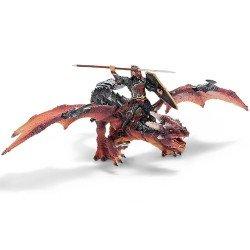 Schleich - Eldrador Caballeros - Jinete del dragón - Portok