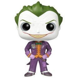 Funko Pop 4339 - Batman Arkham Asylum - El Joker