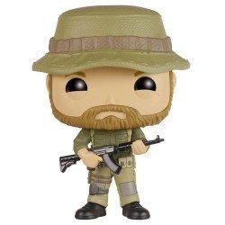 Funko Pop 6824 - Games - Call of Duty - Capitán John Price