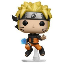 Funko Pop 12997 - Animation - Naruto Shippuden - Naruto (Rasengan)
