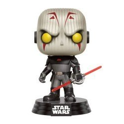 Funko Pop 13046 - Star Wars Rebels - The Inquisitor - Cabeza Oscilante
