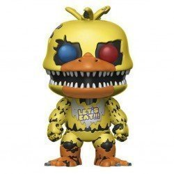 Funko Pop 13734 - Five nights at freddy´s - Nightmare Chica