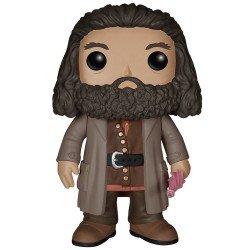 Funko Pop 5864 - Movies - Harry Potter - Rubeus Hagrid de gran tamaño