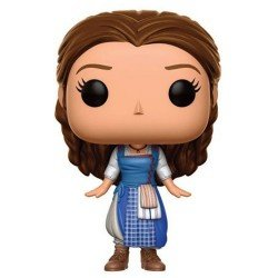 Funko Pop 12474 - Disney - La Bella y la bestia - Bella (Village)