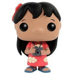 Funko Pop 4672 - Disney - Lilo y Stitch - Lilo