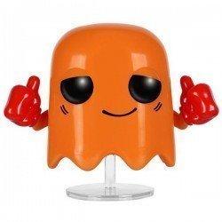 Funko Pop 7643 - Games - Pac-Man - Clyde