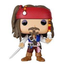 Funko Pop 7105 - Disney - Piratas del Caribe - Capitán Jack Sparrow
