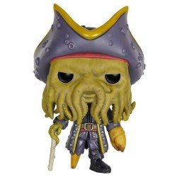 Funko Pop 7109 - Disney - Piratas del Caribe - Davy Jones